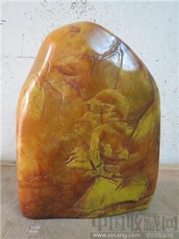 寿山石雕  -收藏网