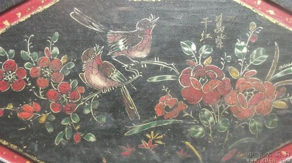 文革木板画16块,1972年纯手工画的,有人物花鸟和风景