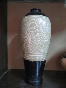 济州窑梅瓶  -收藏网