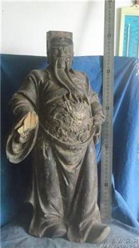 红豆杉木雕菩萨,包师傅纯手工雕刻,不是红豆杉退款不退货 -收藏网