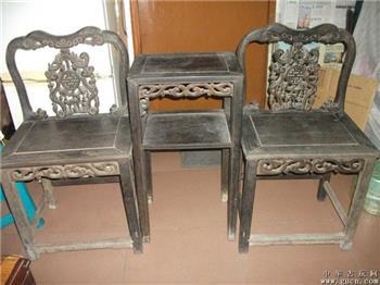 四椅子一几-收藏网