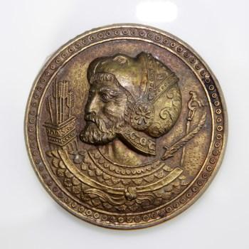 铜雕人物小件-中国收藏网