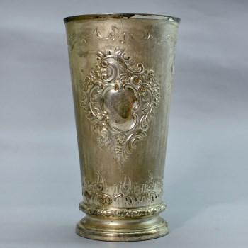 19世纪初银奖杯-收藏网