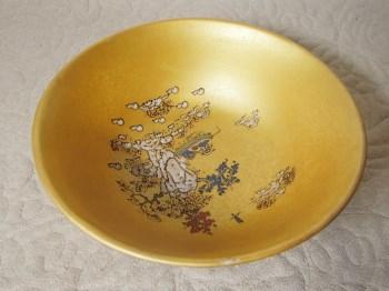 粉彩瓷碗-收藏网