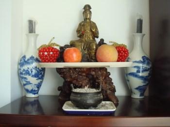 根雕---兽型老树根花托-中国收藏网