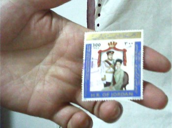 约旦邮票-中国收藏网