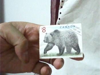 加拿大邮票-中国收藏网