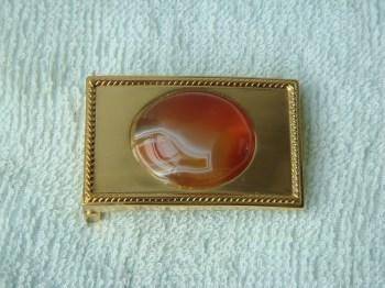 精品雨花石皮带扣-收藏网