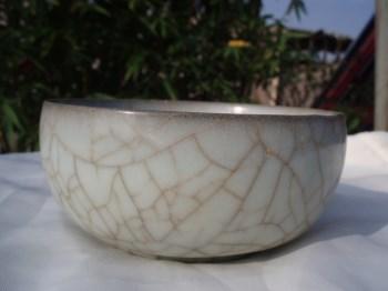 宋代哥窑钵盂,-收藏网