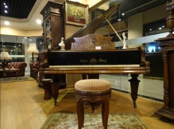 欧洲古董钢琴——西洋古董-收藏网