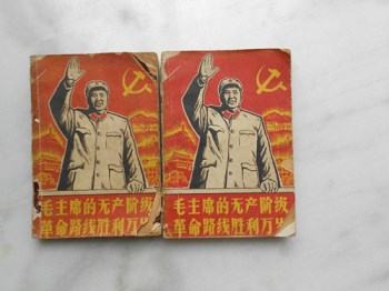 毛主席的无产阶级-中国收藏网