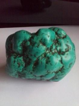 绿松石原石-收藏网