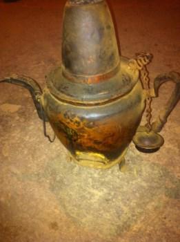 藏式内炉铜壶-收藏网
