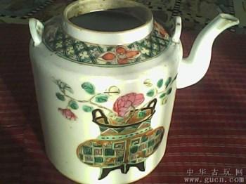 茶壶-收藏网