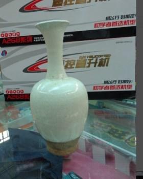 宋代定窑玉壶春瓶-收藏网