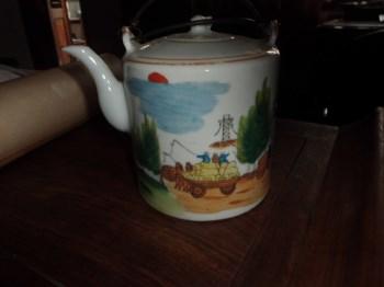 文革茶壶-收藏网