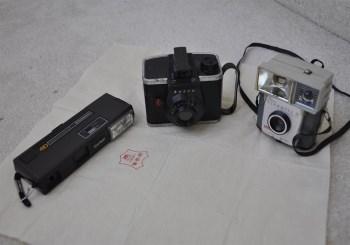 三个美国老相机-收藏网