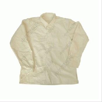 65式白布衬衣-中国收藏网