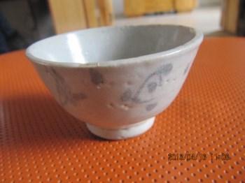 明代青花酒杯-收藏网