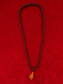 DWPWY红木珠一串-硬木老挂珠佛珠,入水即沉-收藏网
