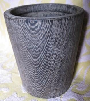 清早期鸡翅木笔筒-收藏网