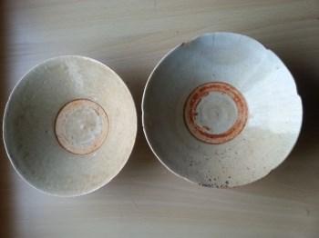 宋 龙泉碗二只-收藏网