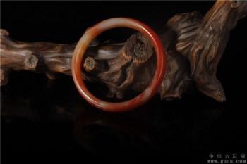 红玛瑙手镯-中国收藏网