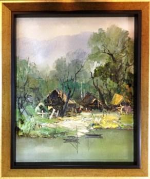 忆南方,当代中国著名油画家王晓东收藏精品,温钦画廊 OrderArtwork.com-收藏网