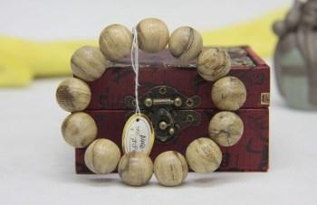 【香缘木艺】超值珍藏-印尼达拉干沉香17mm手串 美味乳香清凉 -收藏网