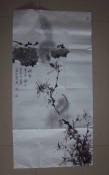 著名松鼠画家,,,薛大庸国画松鼠-中国收藏网