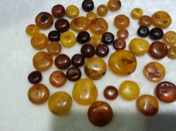 老蜜蜡珠子-收藏网