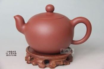 上海紫砂壶上海羲雨斋:一粒珠-收藏网