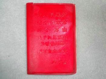 FWPL0-文革红宝书,为人民服务,纪念白求恩-收藏网