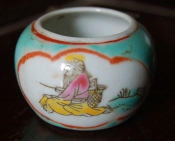 同治鸟食罐-收藏网