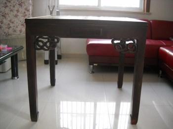 黄花梨芳桌-收藏网