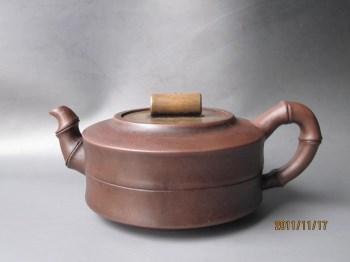 周桂珍 竹节壶-收藏网