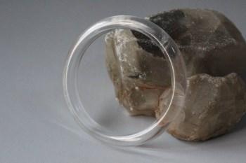 白水晶镯子1-收藏网