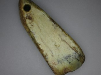 齐家文化玉斧-收藏网