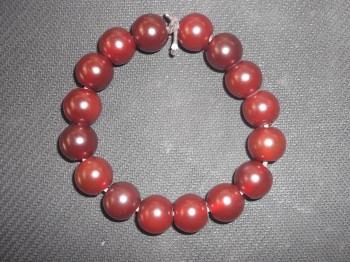 玛瑙珠子-中国收藏网