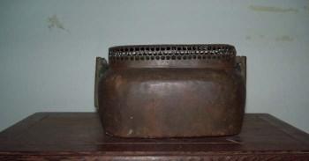 紫铜手炉 -收藏网