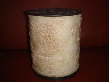 龙纹玉罐-中国收藏网