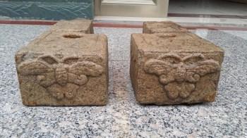 祖上传下来的门石阶-收藏网