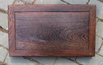 有几十年的鸡翅木小炕桌-收藏网