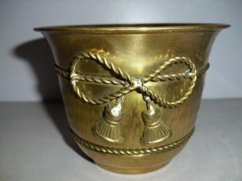 漂亮特别的铜罐[炉]-收藏网
