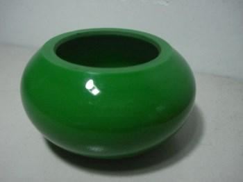 料器绿水盂-收藏网