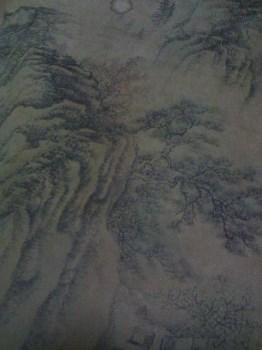 潘天寿的行旅图-收藏网