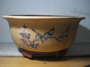花盆紫砂-中国收藏网