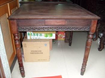 红木八仙桌2-收藏网