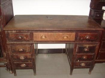 红木书桌-收藏网