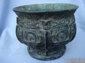 西周青铜炉-收藏网